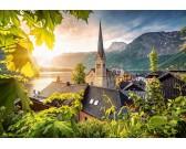 Pohľadnica z Hallstattu