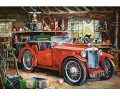Veterán v garáži