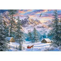Vianoce na horách