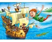 Peter Pan - DETSKÉ PUZZLE