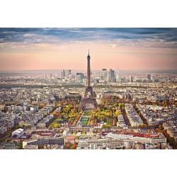 Pohľad na Paríž