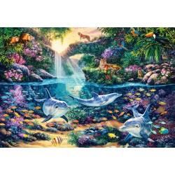 Raj v džungli