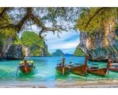 Krásne pobrežie v Thajsku