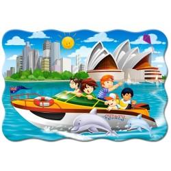 Výlet do Sydney - DETSKÉ PUZZLE