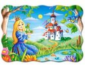 Princezná s žabkou - DETSKÉ PUZZLE