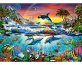 Rajský útes - DETSKÉ PUZZLE