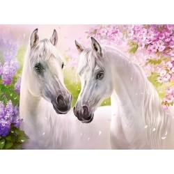 Konia romantika - DETSKÉ PUZZLE