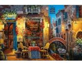 Trattoria v Benátkách