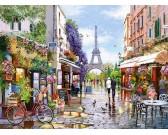 Rozkvitnutý Paríž