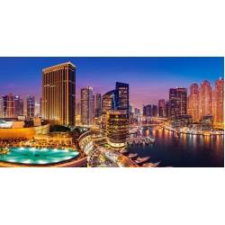 Marina Pano, Dubaj - PANORAMATICKÉ PUZZLE
