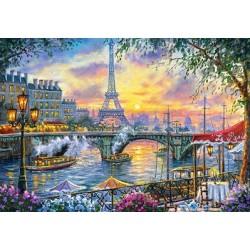 Čas na čaj v Paríži