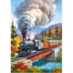 Vlak na moste