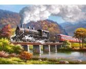 Parný vlak