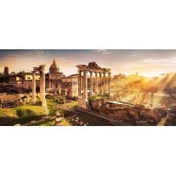 Pohľad na Forum Romanum - PANORAMATICKÉ PUZZLE
