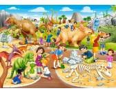 Dinopark - DETSKÉ PUZZLE