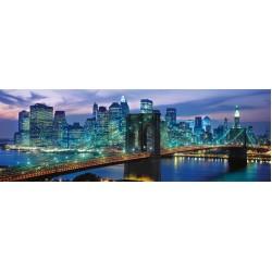 New York - PANORAMATICKÉ PUZZLE