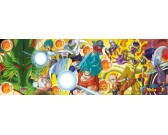 Dragon Ball - PANORAMATICKÉ PUZZLE