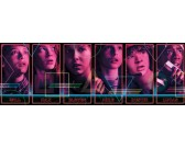 Stranger Things - PANORAMATICKÉ PUZZLE