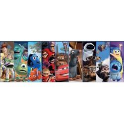 Pixar - PANORAMATICKÉ PUZZLE