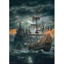 Pirátská plachetnica