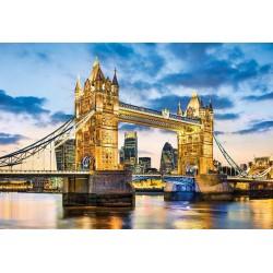 Oslňujúci Tower Bridge