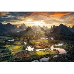 Čínská krajina