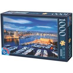 Prístav Marseille