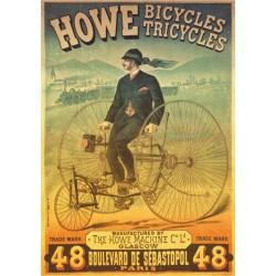 Plagát - bicykel