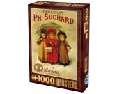 Plagát - Chocolat Ph. Suchard