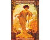 Plagát - Champagne Pommery