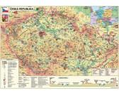 Mapa Českej republiky