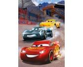 Cars 3 - víťazné kolo - SVIETIACE PUZZLE