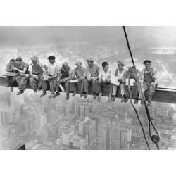 Robotníci na traverze