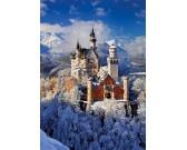 Zimný zámok Neuschwanstein