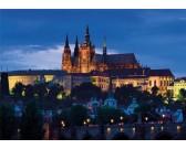 Večerná Praha - SVIETIACE PUZZLE