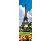 Eiffelova veža v jari - PANORAMATICKÉ PUZZLE