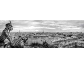 Chrlič v Paríži - PANORAMATICKÉ PUZZLE