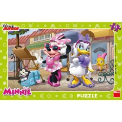 Minnie v Montmartru - DETSKÉ PUZZLE
