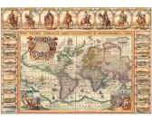 Historická mapa sveta