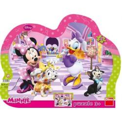 Minnie a maznáčikovia - DETSKÉ PUZZLE