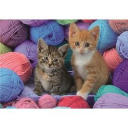 Mačičky - DETSKÉ PUZZLE