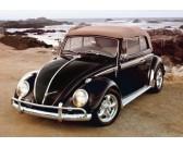 Auto na pláži