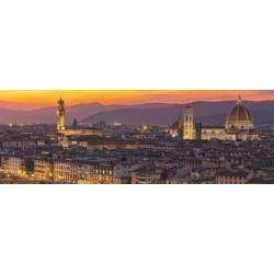Florencia - PANORAMATICKÉ PUZZLE