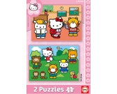 Hello Kitty - DETSKÉ PUZZLE