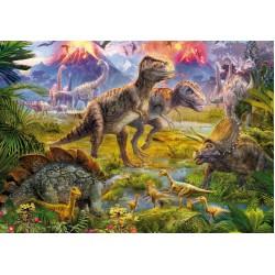 Stretnutie dinosaurov