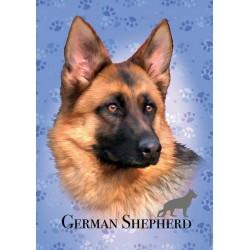 Nemecký ovčiak - MINI PUZZLE