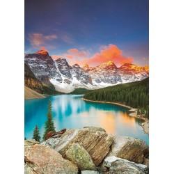 Jazero Moraine, Kanada