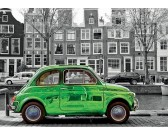 Auto v Amsterdamu