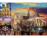 Notre Dame - koláž