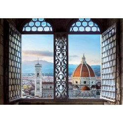 Pohľad na Florenciu